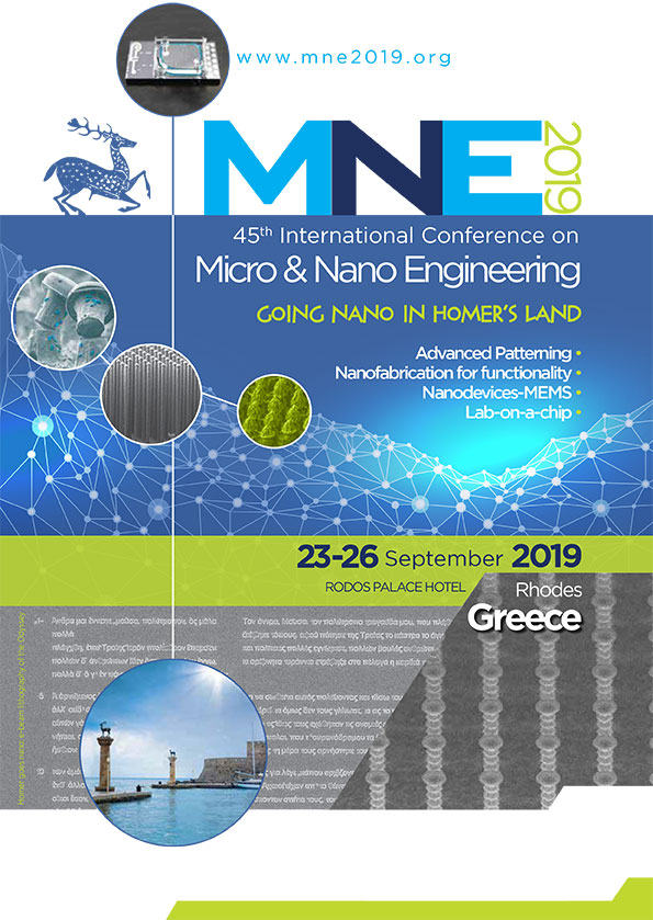 45th International Conference on Micro & Nanofabrication Engineering